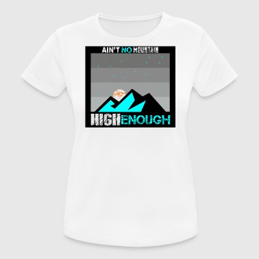 High Rock High mountains - Women's Breathable T-Shirt