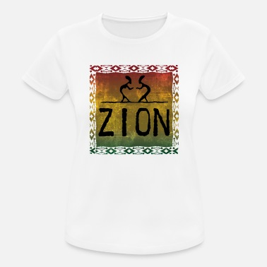 Roots zion dance - Women's Sport T-Shirt