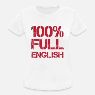 St George 100% Full English - Women's Sport T-Shirt
