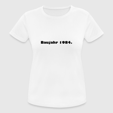 Year 1984. - Women's Breathable T-Shirt