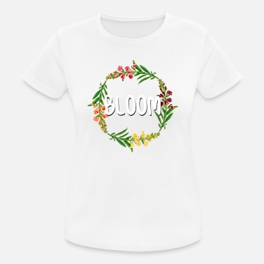 Bloom Bloom - Women's Sport T-Shirt