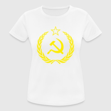 Cold War Flag Soviet Union Cold War - Women's Breathable T-Shirt