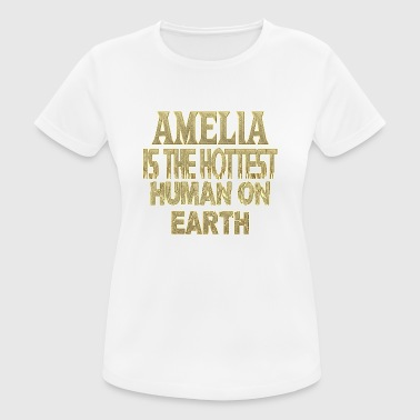 Amelia Amelia - Women's Breathable T-Shirt
