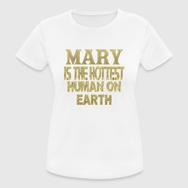 Mary - Women's Breathable T-Shirt
