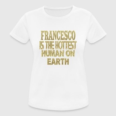 Francesco Francesco - Women's Breathable T-Shirt