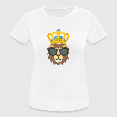 Jungle King of the Jungle - Women's Breathable T-Shirt