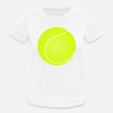 Tennis Ball Tennis ball - Women's Breathable T-Shirt