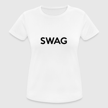 Simple swag shirt - Women's Breathable T-Shirt