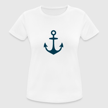Anchor design gift - Women's Breathable T-Shirt