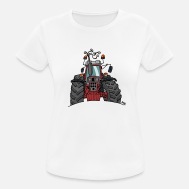 Red Tractor 501 Red Tractor 1055XL - T-shirt respirant Femme