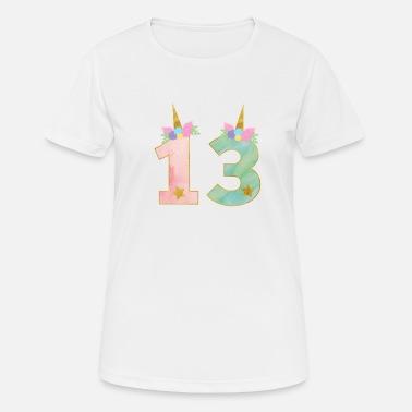 13 Jarige Verjaardag T Shirts Online Bestellen Spreadshirt