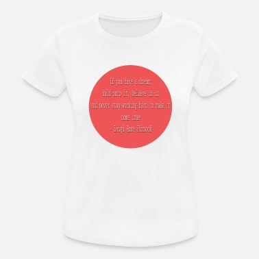 Anne Leigh-Anne Pinnock Quote - Women's Breathable T-Shirt