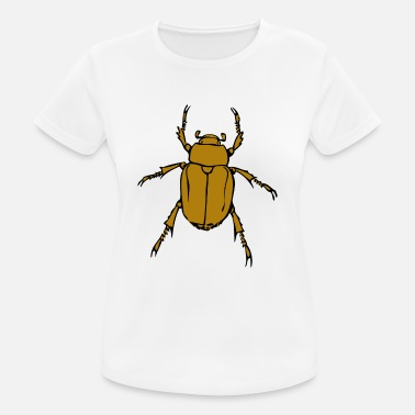 Insect Tekenen insect - vrouwen T-shirt ademend