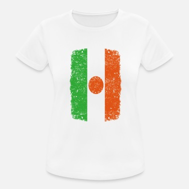 Home Country roots home country roots home niger - Women's Sport T-Shirt