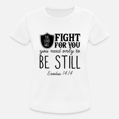 Christian Clothes The Lord wants to fight christian christians gift - Women's Sport T-Shirt