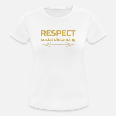 Distance4 - Frauen Sport T-Shirt