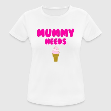 Ice Cream - Camiseta mujer transpirable