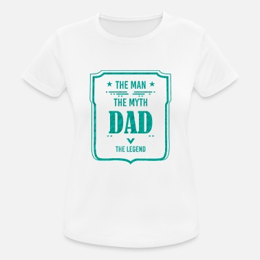 Dad Father's Day Father's Day gift - Women's Sport T-Shirt