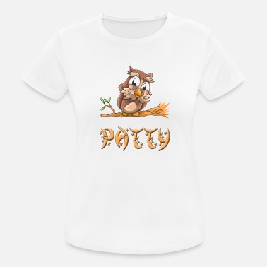 De Patty Owl Patty - T-shirt sport Femme
