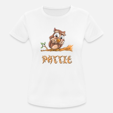 Patty Owl Pattie - Women's Sport T-Shirt