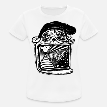 Abstract abstract - Women's Sport T-Shirt