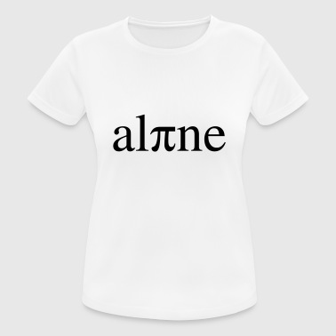 Alpinism alpine - Women's Breathable T-Shirt