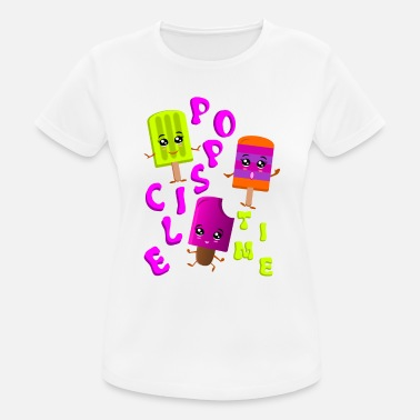 POPSICLE TIME - Women's Sport T-Shirt