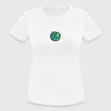 Clean Earth Humans Ruin Everything - Keep Earth Clean Animal - Women's Breathable T-Shirt