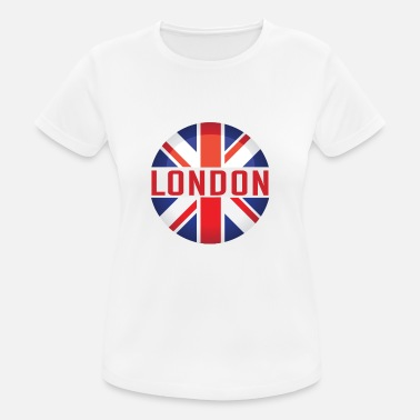 Elisabeth Ii London design. Modern and trendy - Women's Breathable T-Shirt