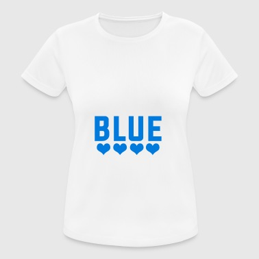 Gender Reveal Gender Reveal en Team Blue - Camiseta mujer transpirable