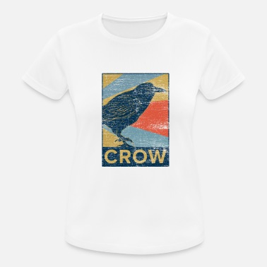 Crow Crow - Women's Breathable T-Shirt