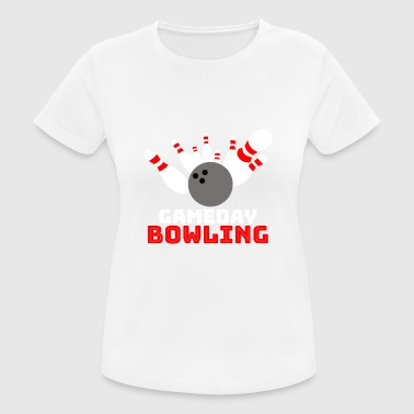 Schoolteam Gameday Bowling - vrouwen T-shirt ademend