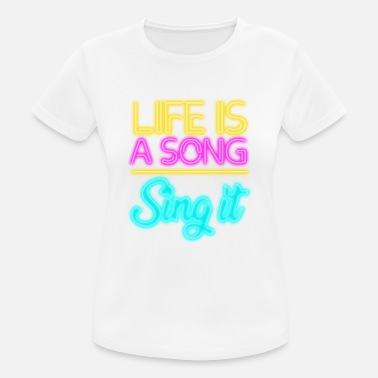 Love Song Love song - Women's Breathable T-Shirt
