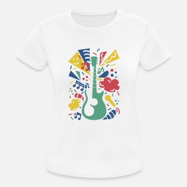 Music Festival music festival - Women's Breathable T-Shirt
