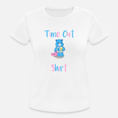 Brat Daddys Girl Time out Shirt Daddy Little DDLG BRAT Ageplay - Women's Breathable T-Shirt