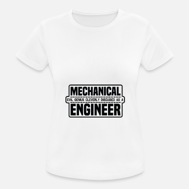 Evil Mechanical engineer - Women's Sport T-Shirt