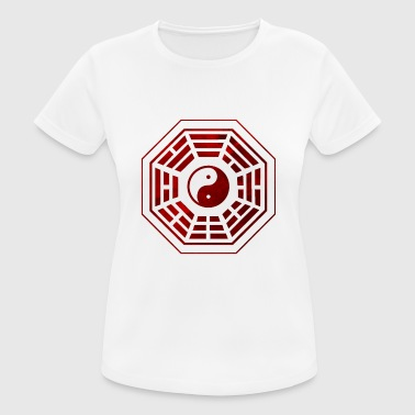 Yin Yang Bagua - Women's Breathable T-Shirt