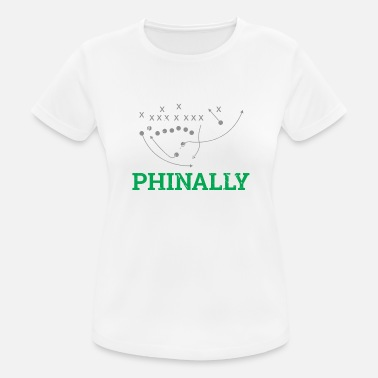 Philly Philly Special American Football - Sport T-skjorte for kvinner