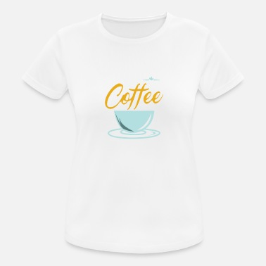 Code I Turn Coffee Into Code - Women's Sport T-Shirt