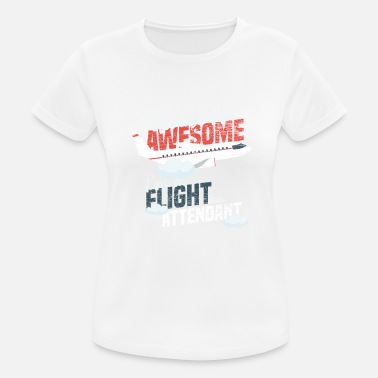 Stewardess stewardess - Women's Sport T-Shirt