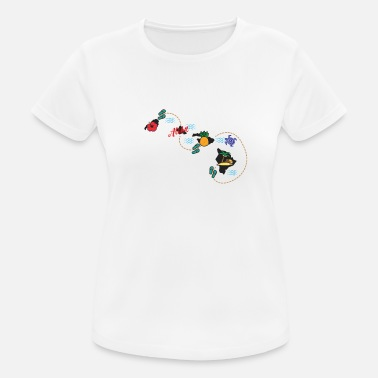 Hawaii Hawaii - Frauen Sport T-Shirt