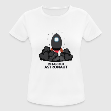 Retarded Astraunot - Women's Breathable T-Shirt