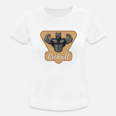 Power Bodybuilding Bodybuilding Gym Fitness Power Muscles regalo - Camiseta mujer transpirable