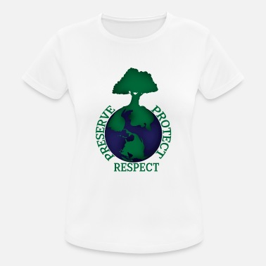 Mother Earth Planet Earth Mother Earth - Women's Sport T-Shirt