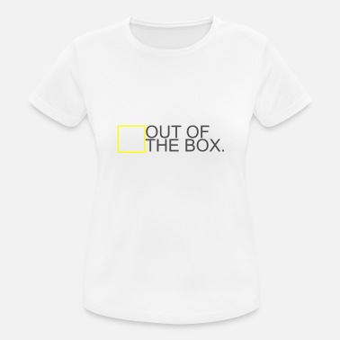 Box Out OUT OF THE BOX - Women's Sport T-Shirt