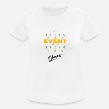 Event EVENT - Frauen Sport T-Shirt