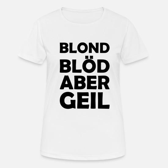 Geil blond Blond Eng