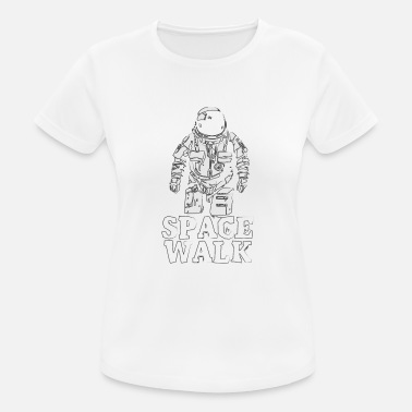 Astronaut Space Walk - Women's Sport T-Shirt