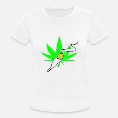 Legalisierung Vintage Weed NY - Frauen Sport T-Shirt