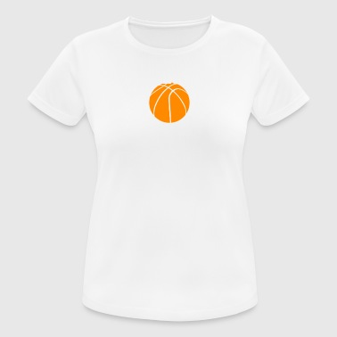 Basketball Mom - Women's Breathable T-Shirt
